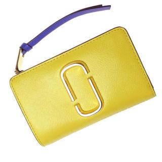 マークジェイコブス(MARC JACOBS)のMARC JACOBS マークジェイコブス レディース二つ折財布(財布)