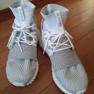 アディダス(adidas)のアディダス adidas スニーカー チューブラードゥーム プライムニット(スニーカー)