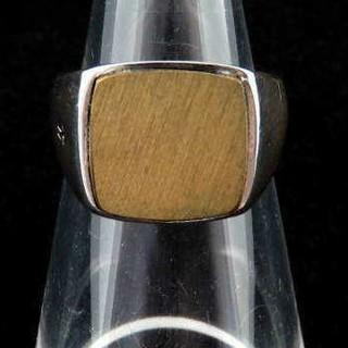 トムウッド コンビカラー シルバー925 リング(リング(指輪))