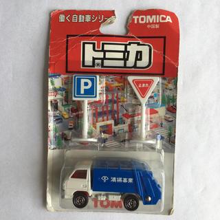 TOMMY - 【未開封】トミカ 三菱 キャンター 清掃車