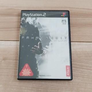 PlayStation2 - FAHRENHEIT / ファーレンハイト PS2