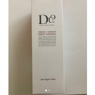 デュオ ブライトフォーム 150g DUO 炭酸洗顔 マッサージ リペアマスク