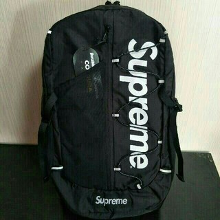 Supreme - Supreme 17ss バックパック backpack 黒