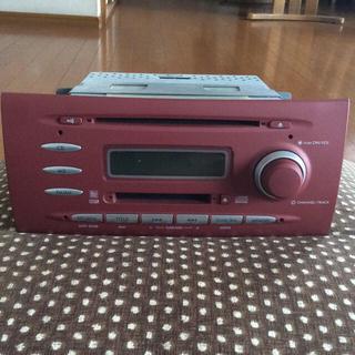 スバル - スバルR1 純正 CD MD AM FM デッキ
