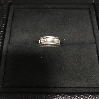 ティファニー(Tiffany & Co.)の新品仕上げ ティファニー1837ミィデアムリングsv925(リング(指輪))