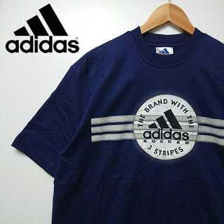adidas - 485 超貴重 adidas 90s デッドストック ヴィンテージ Tシャツ
