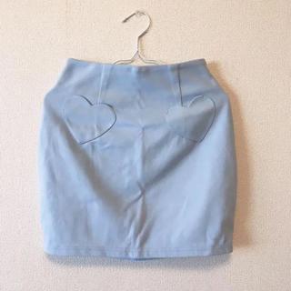 ティティアンドコー(titty&co)のtitty&Co. スカート(ミニスカート)
