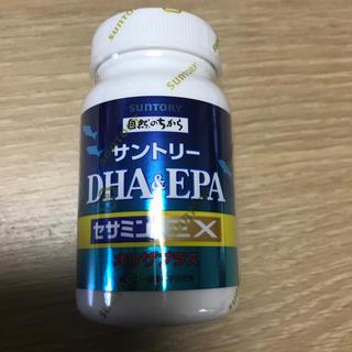 サントリーDHA &EPAセサミンEX