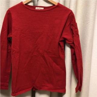 EVISU - 【中古1回着用】エビスEBISU長袖Tシャツ(レディース2サイズ)
