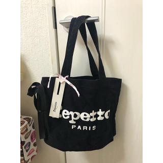 repetto - レペット♡repetto♡トートバッグ♡リボン♡black