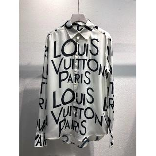 LOUIS VUITTON - louis vuttion  ルイヴィトン服シャツ