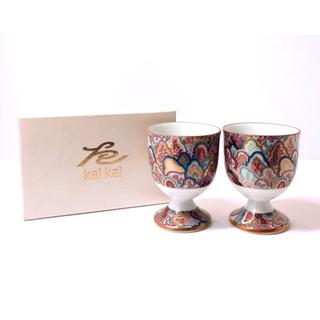 Eclectique kaikai エクレクティック カイカイ 陶器製グラス
