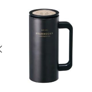 スターバックスコーヒー(Starbucks Coffee)の韓国 スタバ スターバックス ブラック ヘリテイジ ニュートン タンブラー 新品(タンブラー)