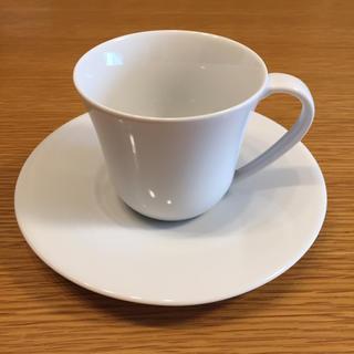 アレッシィ(ALESSI)のALESSI コーヒーカップ& ソーサー 6組(食器)