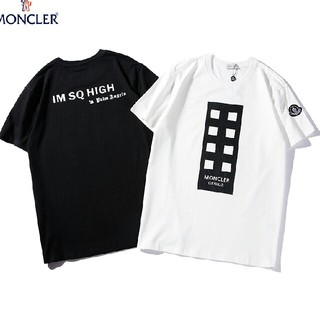 MONCLER - 新品 夏服    [人気Tシャツ2枚 送料込み]   男女兼用