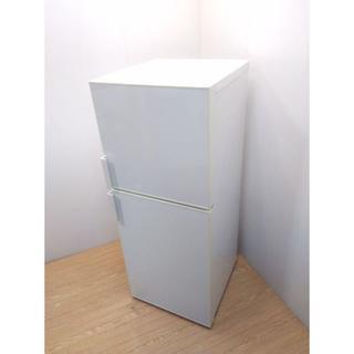 ムジルシリョウヒン(MUJI (無印良品))の【本州送料込み】冷蔵庫 無印良品 2ドア  高さ120.4cm(冷蔵庫)