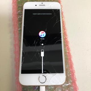アップル(Apple)のiPhone6 64GB simフリージャンク品(スマートフォン本体)