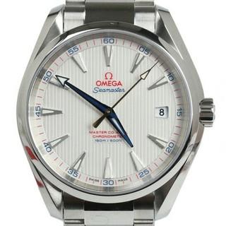 オメガ(OMEGA)の新品 オメガ  OMEGA シーマスター メンズ 腕時計(腕時計(アナログ))