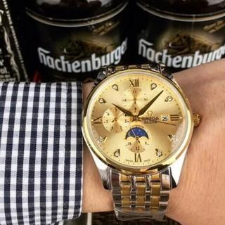 オメガ(OMEGA)の腕時計 OMEGA オメガ コンステレーション デイト メン 16-20cm(腕時計(アナログ))