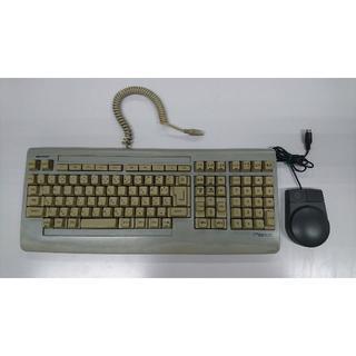 シャープ(SHARP)の【x68000】キーボードマウスセット【動作確認済み】(PC周辺機器)