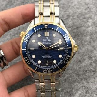 オメガ(OMEGA)の新品 OMEGA SEAMASTER オメガ 自動巻き メンズ腕時計(腕時計(アナログ))
