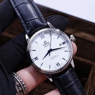 オメガ(OMEGA)のオメガ デビル プレステージ コーアクシャル  (腕時計(アナログ))
