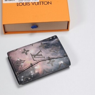 LOUIS VUITTON - LV星空人気デザインファッション財布