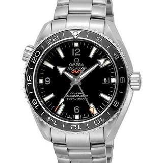 オメガ(OMEGA)のOMEGA オメガ シーマスター プラネットオーシャン 600M  メンズ腕時計(腕時計(アナログ))
