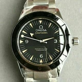 オメガ(OMEGA)のOMEGA オメガ Seamaster メンズ 腕時計(腕時計(アナログ))