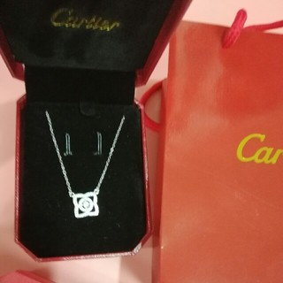 カルティエ(Cartier)の19ss 美品 Cartier カルティエ ネックレス   (ネックレス)
