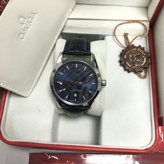 オメガ(OMEGA)のオメガ OMEGA 新品 シーマスター アクアテラ メンズ 腕時計 (腕時計(アナログ))