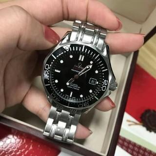 オメガ(OMEGA)のメンズ腕時計  SS omega 機械自動巻き(腕時計(アナログ))