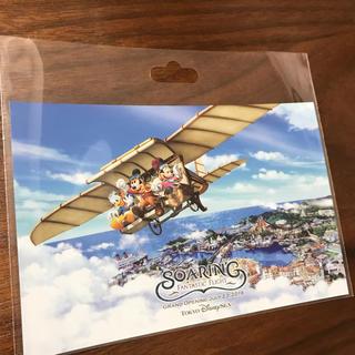 Disney - ディズニーシー ソアリン グランドオープン ポストカード