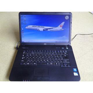 NEC - NEC パソコン15inc WINDOWS7