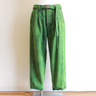 ジエダ(Jieda)のdoublet silk denim 探しております。(デニム/ジーンズ)