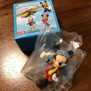 Disney - ディズニーシー ソアリン ミニチュアフィギュアコレクション ミッキー