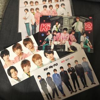 Kis-My-Ft2 - Kis-My-Ft2  ポストカード 5枚  非売品