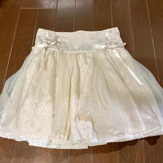 リズリサ(LIZ LISA)のリズリサ レーススカート(ひざ丈スカート)