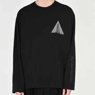 LAD MUSICIAN - ladmusician LONG SLEEVE BIG T-SHIRT