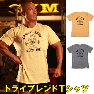チャンピオン(Champion)のゴールドジム ティーシャツ グレー(Tシャツ/カットソー(半袖/袖なし))