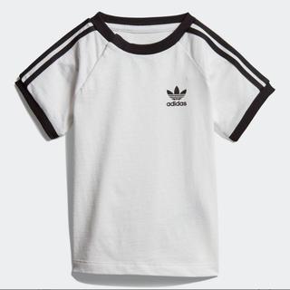 adidas - adidas アディダス Tシャツ キッズ トレフォイル