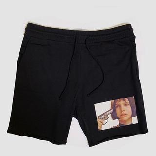 Supreme - maybe today nyc マチルダ short pants