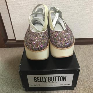 トーキョーボッパー(TOKYO BOPPER)のTOKYO BOPPER バレリーナ マルチラメ グリッター 厚底靴(その他)