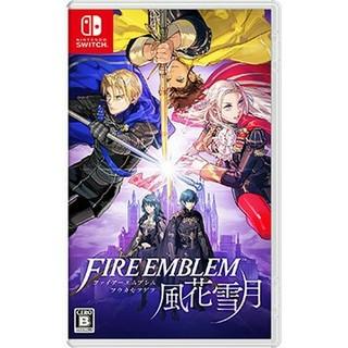 ニンテンドースイッチ(Nintendo Switch)のファイアーエムブレム 風花雪月  Switch 新品(家庭用ゲームソフト)
