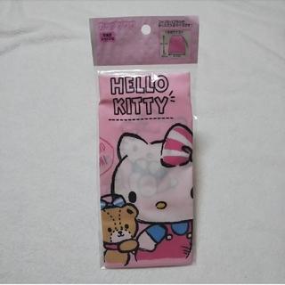 サンリオ(サンリオ)のハローキティ Hello Kitty カップブクロ 巾着(ランチボックス巾着)