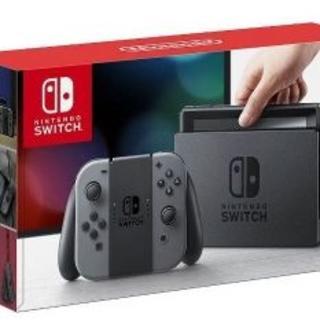 Nintendo Switch Joy-Con (L) / (R) グレー(家庭用ゲーム本体)