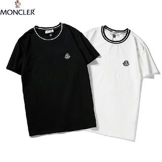 MONCLER - 「2枚5980円送料無料」 刺绣 ロゴ サイズ選択可 柔らかい メンズ Tシャツ