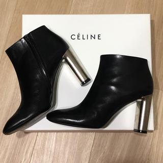 celine - 【極美品】セリーヌ バンバンブーツ 37
