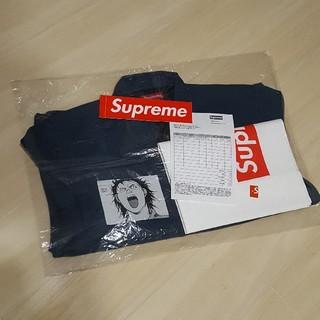Supreme - 再出品 supreme akira work jacket navy Lサイズ