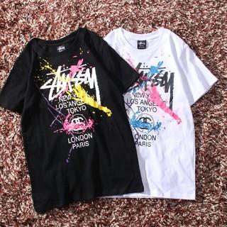 ステューシー(STUSSY)のstussy tシャツ 2点 男女兼用 (Tシャツ/カットソー(半袖/袖なし))